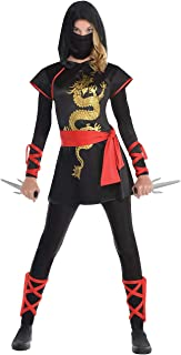 Amazon.com: ninja costume for girls: Clothing, Shoes & Jewelry