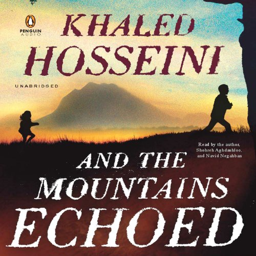 And the Mountains Echoed cover art