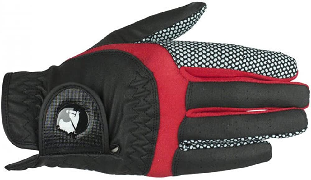 FINN TACK Finntack Norte Gloves - Synthetic Leather