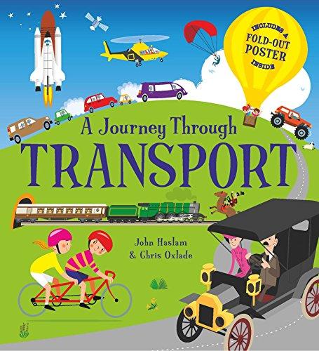 A Journey Through Transport [Idioma Inglés]