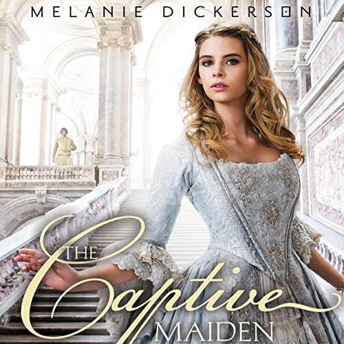 The Captive Maiden cover art