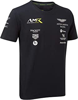 Aston Martin Racing Team Mens T-Shirt 2018