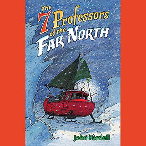 Seven Professors of the Far North audiobook cover art