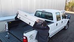 Amazon Com Plano 1510 01 Rear Mount Atv Storage Box Black