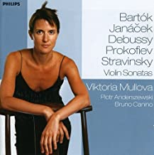 stravinsky violin sonata