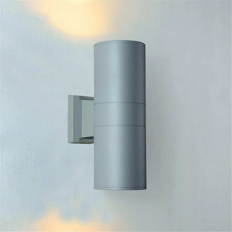 Firsthgus E27 Led Auenwandleuchte Gartenzaun Wasserdichte Scheinwerfer Korridor Licht