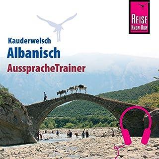Albanisch (Reise Know-How Kauderwelsch AusspracheTrainer) Titelbild