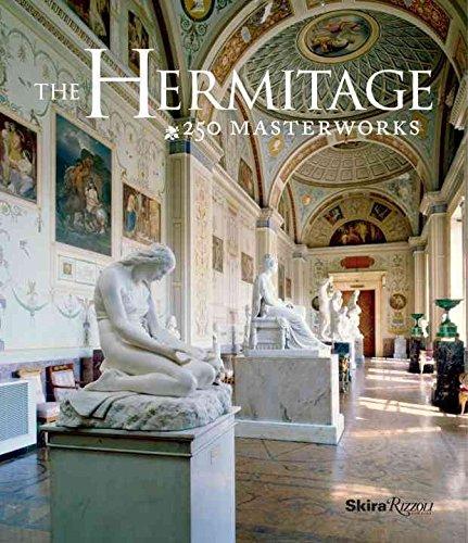 By Mikhail Borisovich Piotrovsky The Hermitage: 250 Masterpieces Hardcover - September 2014
