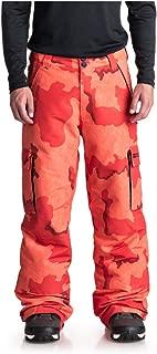 Best dc snowboard pants orange Reviews