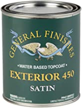 Exterior 450 Satin Finish Quart