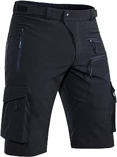 Hiauspor Men's-Mountian-Bike-Shorts-MTB-Shorts-Cycling-Short for Men