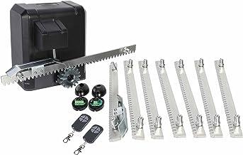 Sfeomi Elektrische schuifpoortaandrijving, poortopener, 200 W, schuifpoort, poortopener, poortaandrijving, afstandsbedieni...
