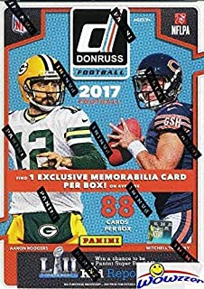 mitch trubisky rookie card
