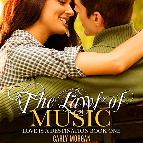 The Laws of Music audiobook cover art