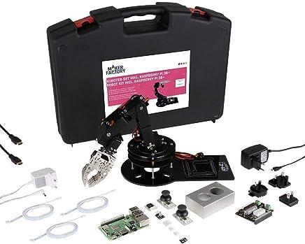 Makerfactory Roboter-Set incl. Raspberry 3B+ - Confronta prezzi