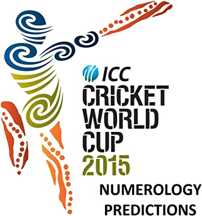 Amazon com: ICC WORLD CUP 2015 NUMEROLOGY PREDICTIONS: FIND