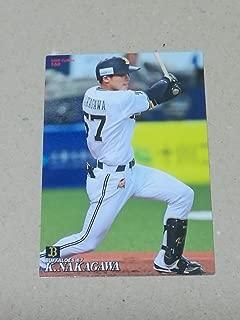 カルビー プロ野球チップス プロ野球カード2019 No.168 中川圭太 オリックスバファローズ マニア goods