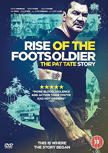 Rise of the Footsoldier 3 - The Pat Tate Story - Rise of the Footsoldier 3 - The Pat Tate Story (1 DVD)