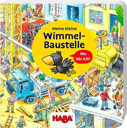 Meine kleine Wimmel-Baustelle (HABA Wimmelbücher)