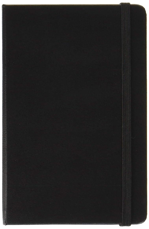 対避難見かけ上モレスキン 手帳 2018年 4月始まり ウィークリー ハードカバー ポケット ブラック DHB12WN2JY18J