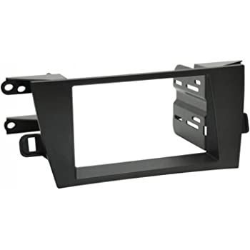 SCOSCHE TA2114B 2012-Up Toyota Prius C Double DIN or DIN w//Pocket Install Dash Kit