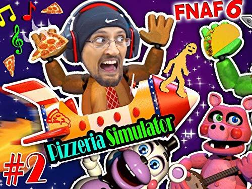 Five Nights at Freddy's 6 Pizzeria Simulator Pt. 2