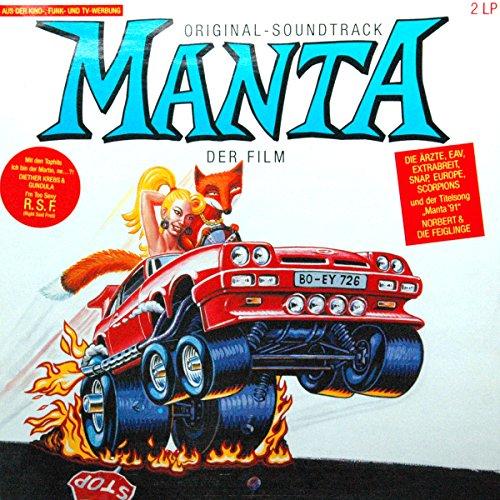 Manta-Der Film (1991) [Vinyl LP]