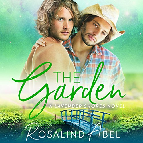 The Garden audiobook cover art