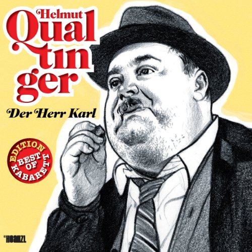Helmut Qualtinger audiobook cover art