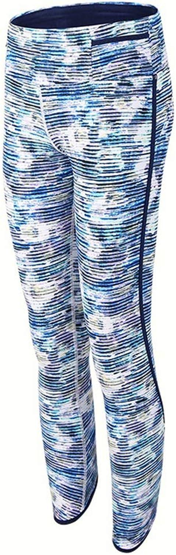 Huayue Women Leggings Highschool Waist Leggings Women's Sports Pants Yoga Leggings Tights Workout Pant Linear