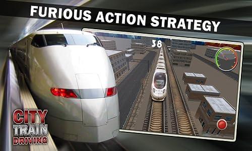 『City Train Driving Simulator』の9枚目の画像