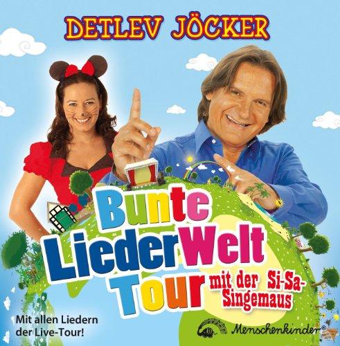 Detlev Jöckers bunte Liederwelt-Tour