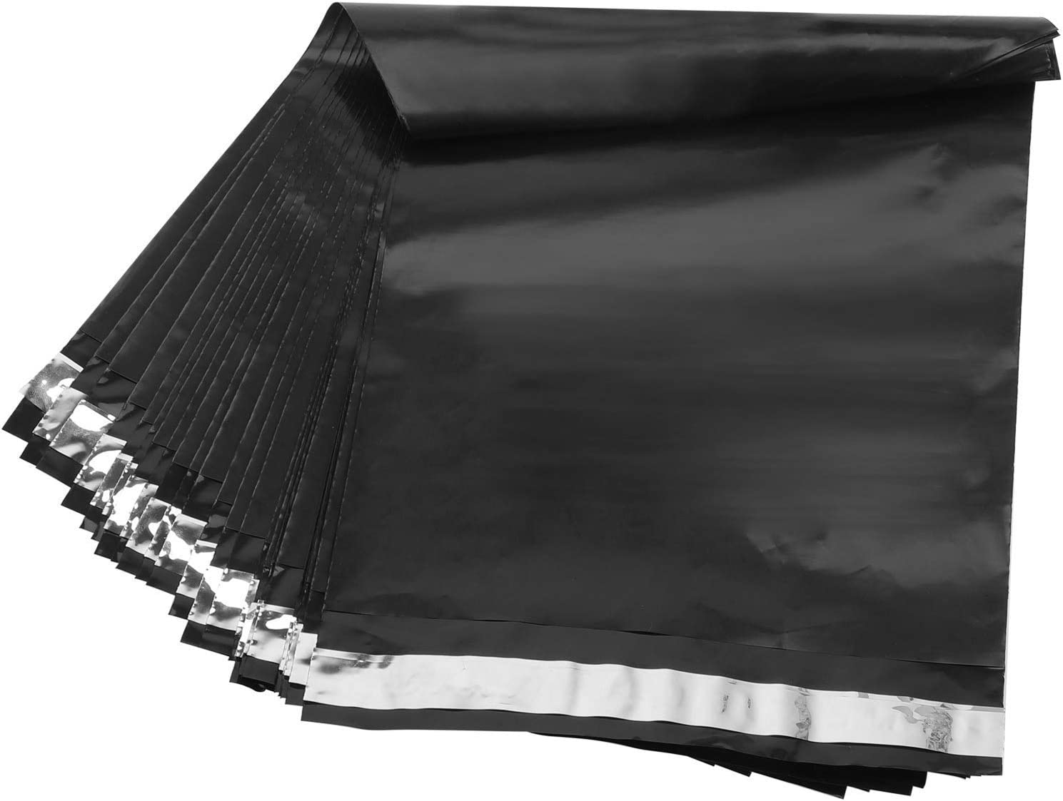 SUNN Black 12.5x15.5 Inch Safety and Courier shipping free shipping trust 100Pcs Wi Bags Postal Envelope Mailers