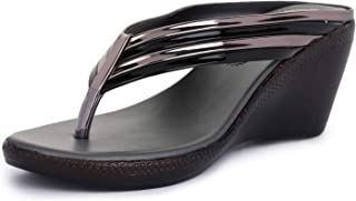 TRASE V Heels & Wedges for Women - 3 inches Heel