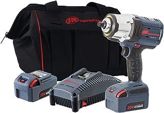 """Ingersoll Rand 1/2"""" 20V Cordless Impact, 2 Battery Kit, W7152-K22, (2) Battery Kit"""