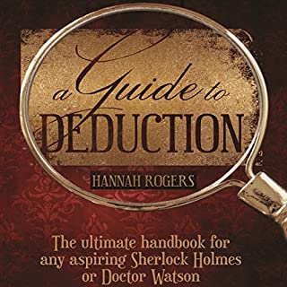 A Guide to Deduction audiobook cover art