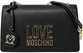 Love Moschino Damen Pre Collezione Autunno Inverno Schultertasche, Kollektion Herbst Winter 2021, Einheitsgröße