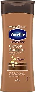 Vaseline Cocoa Radiant Bodylotion, 400 ml