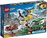 LEGO City Policía 60175 - Atrás en el río de montaña