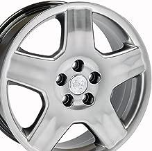 18x7.5 Wheel Fits Lexus, Toyota - LS 430 Style Hyper Black Rim, Hollander 74179