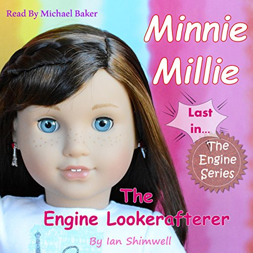 Minnie Millie the Engine Lookerafterer cover art