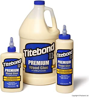 Titebond II Premium Water Resistant Wood Glue - 16 Fluid Ounce