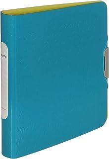 Leitz 4-Ring Binder - Turquoise