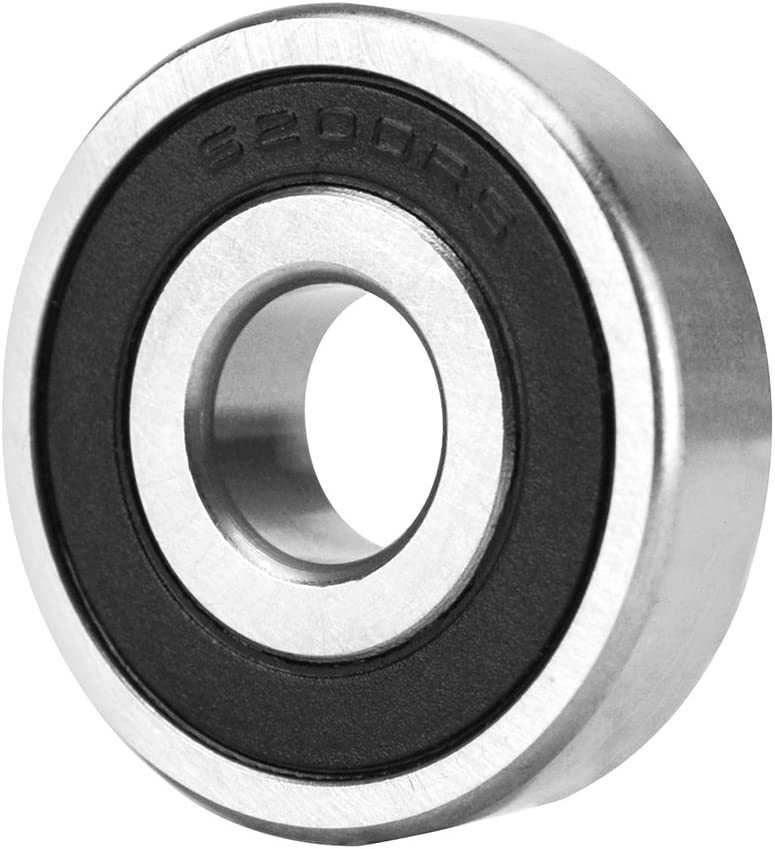 Clutch Pilot Bearing Ball Ranking integrated 1st place 6200-2RS lowest price AM Chevro fits Motors