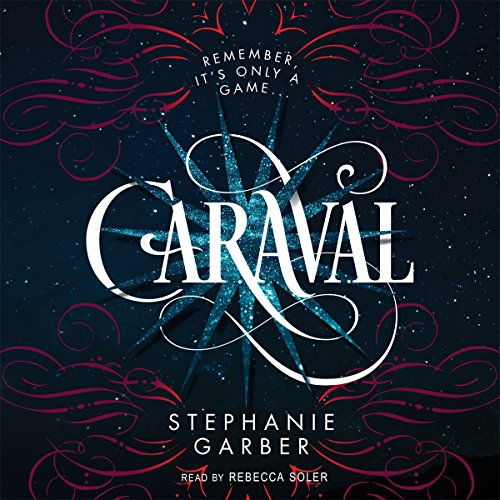Caraval audiobook cover art