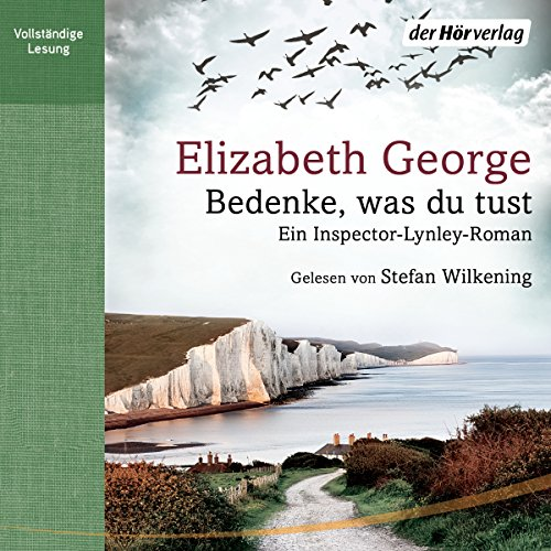 Bedenke, was du tust audiobook cover art