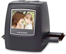 $65 » DIGITNOW Film Scanners with 22MP Converts 126KPK/135/110/Super 8 Films, Slides & Negatives All in One into Digital Photos,...