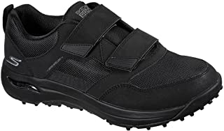 Skechers Mens 2021 Arch Fit-Front Nine Water Repellent Spikeless Golf Shoes
