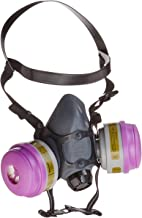 Honeywell Multi-Purpose Reusable Half Mask MC/P100 Respirator Convenience Pack, Large (RWS-54032)