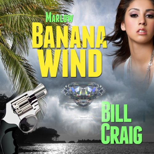 Marlow: Banana Wind     A Key West Mystery, Book 2              By:                                                                                                                                 Bill Craig                               Narrated by:                                                                                                                                 Mike Dennis                      Length: 3 hrs and 25 mins     3 ratings     Overall 3.0
